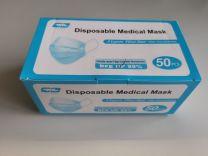 Well Klean - Hygienemaske Typ II Box mit 50 Stück