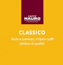 Caffè Mauro Classico Espresso Point kompatible Kapseln 150 Stück