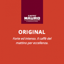Caffè Mauro Cialda Ese-Pads 44mm Original 150 Stück