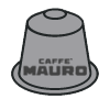 Caffè Mauro Kapseln Nespresso kompatible