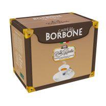Caffè Borbone Don Carlo Lavazza A Modo Mio kompatible Schwarze Mischung 100 Stück