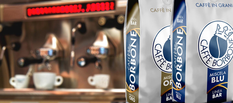 Caffè Borbone Linea Bar