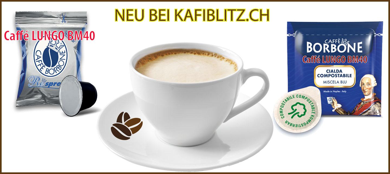 Jetzt Caffè Borbone Lungo bestellen